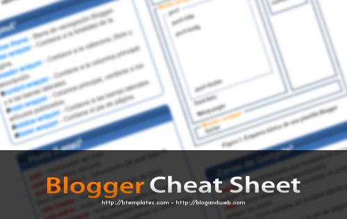 Blogger-Cheat-Sheet
