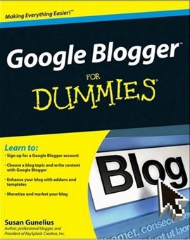 google-blogger-for-dummies