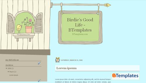 Birdie's Good Life