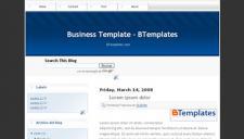 Business Template Blogger Template