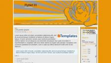 Fly Net 03 Blogger Template