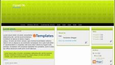 Fly Net 06 Blogger Template