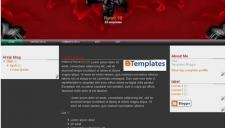 Fly Net 10 Blogger Template