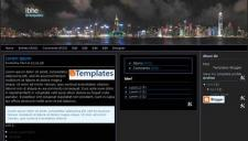 Ibhe Blogger Template