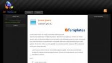 DF Theme 2.0 Blogger Template