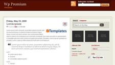 WP Premium Blogger Template