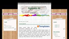 Agenda 02 Blogger Template