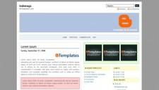 Indomagz Blogger Template