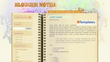 Blogger Notes