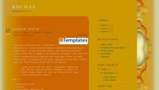 Rochas Blogger Template