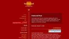 Halfbaked Blogger Template