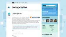 Compositio Blogger Template