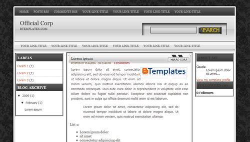 Free Template Blogspot Gratis David Khoirul
