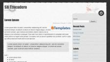 SH Trocadero Blogger Template