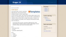 Blogger SB