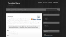 Marco Blogger Template