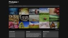 Photoplus Blogger Template