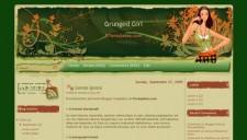 Grunged Girl