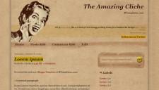 The Amazing Cliche