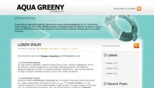 Aqua Greeny