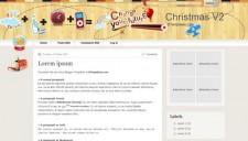 Christmas V2 Blogger Template