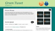 Green Tweet
