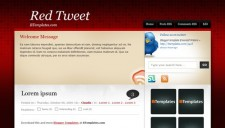 Red Tweet