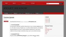 Smart Shadow Blogger Template