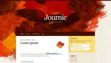 Journic Blogger Template