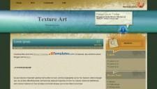 Texture Art Blogger Template
