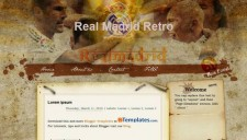 Real Madrid Retro