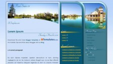 Real State 01 Blogger Template