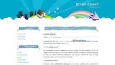 Dream Crunch Blogger Template