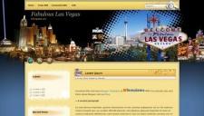 Fabulous Las Vegas Blogger Template