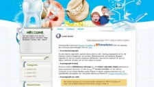For Teeth Blogger Template