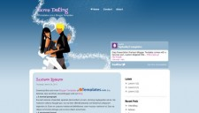 Love Dating Blogger Template