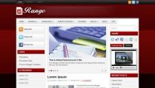 Range Blogger Template