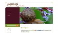 Gastropoda Blogger Template