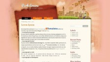 Park Lovers Blogger Template