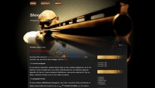 Shooter Blogger Template