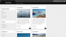 Vasiliki Blogger Template