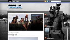 HorseRacing Blogger Template