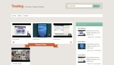 Youblog Blogger Template