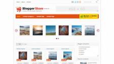 Blogger Store