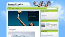 LondonOlympics Blogger Template