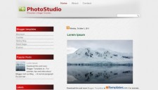 PhotoStudio Blogger Template