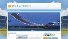 SolarEnergy Blogger Template
