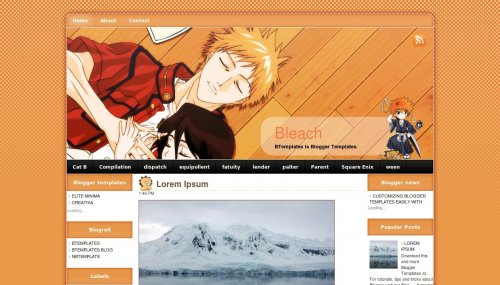 Download template bleach for Miroir projector activation code hack