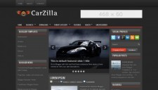 CarZilla Blogger Template