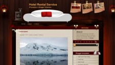 Hotel Rental Service